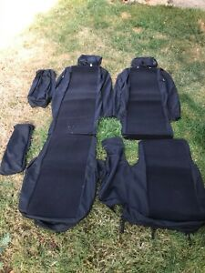 2010 2011 Ford Ranger seat covers 60/40 X201