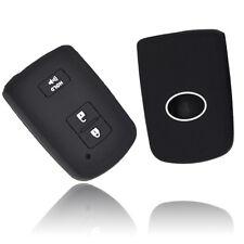 1* Silicone Key Cover Case For Toyota Land Cruiser Tacoma Prius Rav4 Remote Fob