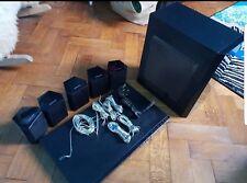 Samsung F4500 Blu ray surround sound system 5.1 wired subwoofer dvd bluray