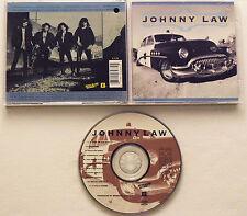 Johnny Law - ST (1990, Metal Blade, rare Original)