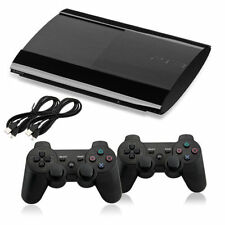 Consolas de videojuegos negro Sony PlayStation 3