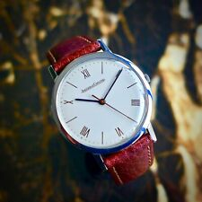 """A BEAUTIFUL VINTAGE 1960s GENTS JAEGER LECOULTRE """"THIN"""" CASE TYPE WATCH"""