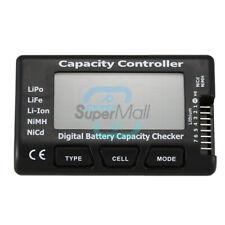 RC CellMeter-7 Digital Battery Capacity Checker For LiFe LiPo Li-ion NiMH Nicd