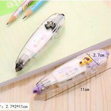 Cartoon Tape Supplies Material Correction Kids Gift Korean 00202 School