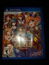 PS Vita Tokyo Tattoo Girls Game |BRAND NEW FACTORY SEALED Playstation