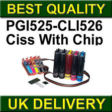 NON-OEM CISS For CANON IP4850 IP4950 MG5250 MG5350