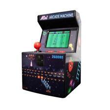 bureau mini arcade machine Rétro 80s 240 16-Bit consoles de jeux Cadeau Neuf