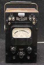 General Radio 1800 A Vacuum Tube Voltmeter