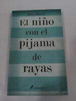 EL NIÑO CON EL PIJAMA DE RAYAS JOHN BOYNE LIBRO SALAMANDRA 10 EDICION 219 PAGS