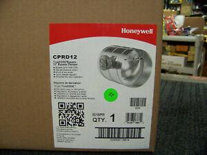 "Honeywell TrueZone Bypass 12"" Bypass Damper Up to 1400 CFM CPRD12"