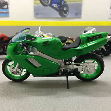 Honda NR Green 1:18 Scale Die-Cast Model Motorcycle Bike