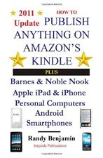 How To Publish Anything On Amazons Kindle