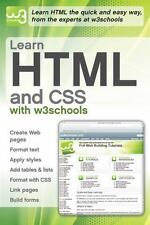 Learn HTML and CSS with w3Schools-ExLibrary