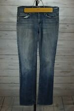 Seven 7 for All Mankind Women's Jeans 27Wx33L Blue Light Washed
