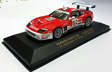 Ferrari 575 GTC #62 Le Mans 2004 M. HEZEMANS - A. BARDE - J.D. DELETRAZ