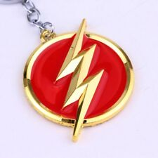PORTACHIAVI THE FLASH DC COMICS JUSTICE LEGUE BRONZO 4,5 CM
