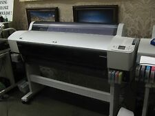 Epson Stylus Pro 9800 or 9880 Large Format Inkjet Printer DUAL PRINTER must read