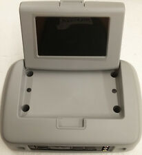 Expedition overhead video rear entertainment system. DVD display screen.Gray NEW