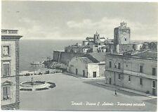 TERMOLI - PIAZZA S.ANTONIO - PANORAMA PARZIALE (CAMPOBASSO) 1955