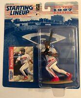 1997 MLB Starting Lineup Manny Ramirez Cleveland Indians Action Figure