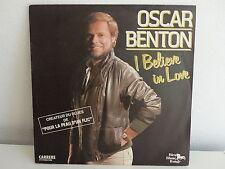 OSCAR BENTON I believe in love 13089