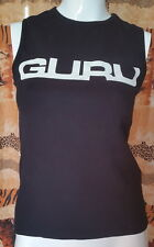 "T-Shirt Debardeur Femme "" GURU "" Taille S"