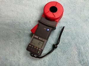AEMC Model 3730 Ground Resistance Tester Clamp on Meter