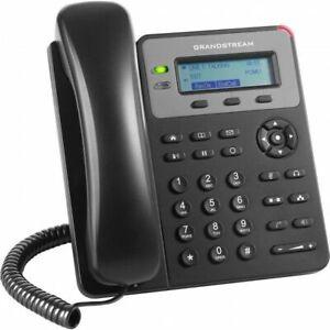 Grandstream GXP1615 IP Phone PoE 2 Lines Programmable Function Keys 3 Way Conf