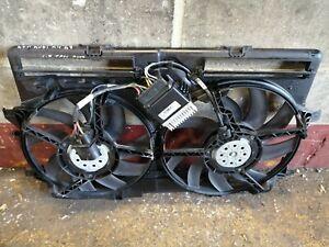 2011 AUDI A4 Avant B8 Radiator Cooling Twin Fans 8K0121003M
