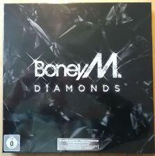 BONEY M. LP/3CD/DVD BOX: DIAMONDS (2015,NEU;LTD.40th ANNYVERSARY FANEDITION)