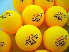 100Pcs 3-Stars 40mm Olympic Table Tennis Balls Ping pong Balls * free shipping++