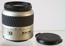 Minolta AF 35 - 80 mm f 4 -5,6 with Minolta A (Sony A) mount *TESTED & WORKING*