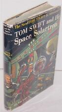Tom Swift and His Space Solartron- Victor Appleton II - FIRST EDITION - 1958