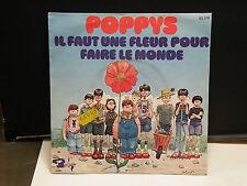 POPPYS Il faut une fleur pour faire le monde 62316