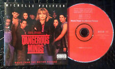 NIRVANA SOUNDTRACK CD DANGEROUS MINDS 1995 MADE IN AUSTRALIA