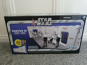 Star Wars Vintage Collection Tantive VI Corridor - No Figure, Playset unused