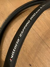 Vittoria Zaffiro Pro Slick Road Bike Tyres Pair (2) 700x25c