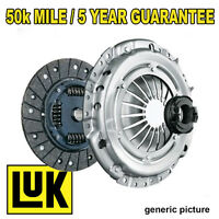 FITS TOYOTA COROLLA VERSO 1.6 VVT-I 1.8 2002-09 OE REPSET CLUTCH KIT + RELEASER