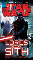 Lords of the Sith: Star Wars by Kemp, Paul S. (Paperback)