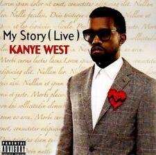 Kanye West - My Story [Live] [CD]