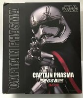 Captain Phasma EGG Attack Star Wars Action Figure Beast Kingdom EAA-016