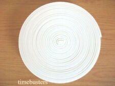 3m White Single Sided Self Adhesive Foam Tape 20mm x 3mm
