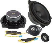 Ground Zero Custom Front Component Speakers Upgrade Fits BMW 3 series E90 E91