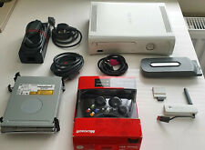 Microsoft Xbox 360 20GB Console + LOTS OF ACCESSORIES - FAULTY DISC READ