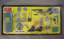VINTAGE LARGE MIC MIP HASBRO GI JOE GEYPER MAN SPECIAL OPERATIONS KIT CARD 1975