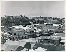 SUVA c. 1940 - Thompson Street Fidji Fiji Islands - GF 457
