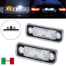 2PCS LED SDM Luce targa PER Mercedes Benz SLK R171 S203 W211 S211/1103