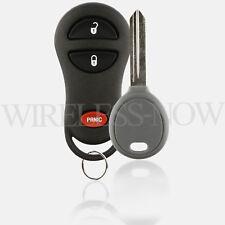 Car Keyless Entry Remote For 2002 2003 2004 2005 Dodge Ram 1500 2500 3500 + Key