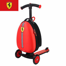Foldable Trolley Travel Carry onboard Bag Kids Scooter Luggage Rolling Suitcase