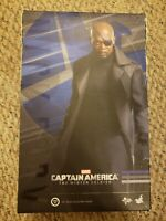 NICK FURY : WS HOT TOYS SIXTH SCALE 1:6